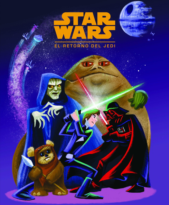 libros para ninos de star wars