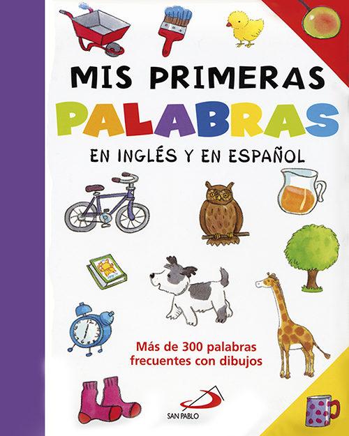 MIS PRIMERAS PALABRAS INGLESESPAOL  VVAA  Comprar libro
