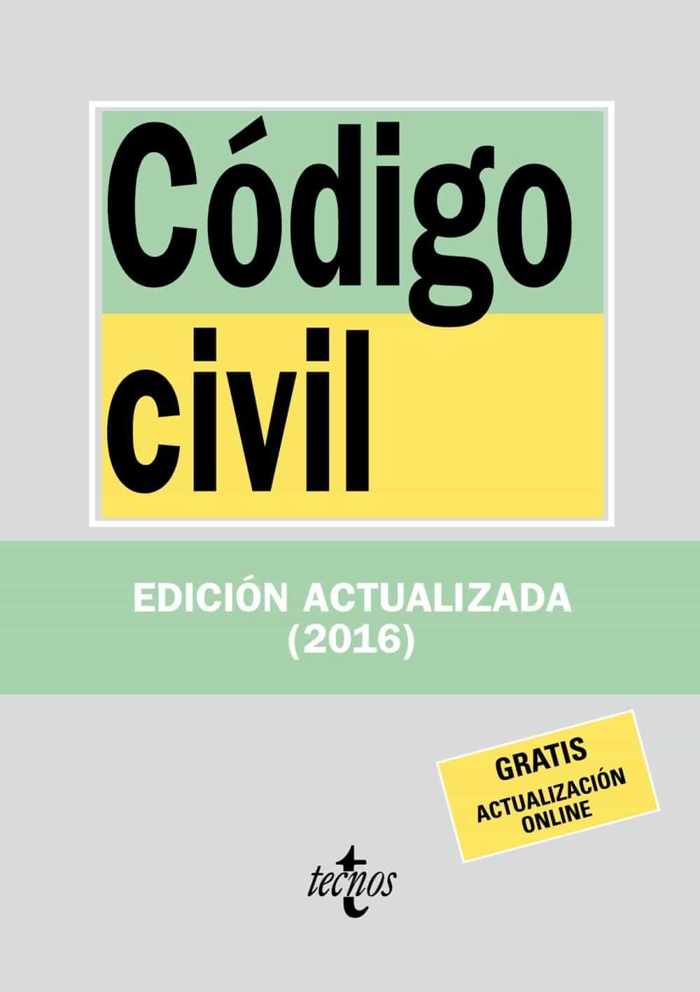 CODIGO CIVIL (35ª ED.) | VV.AA. | Comprar libro 9788430969982
