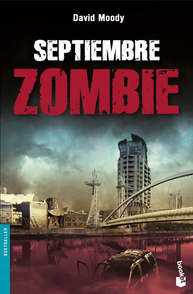 septiembre zombie-david moody-9788445078082