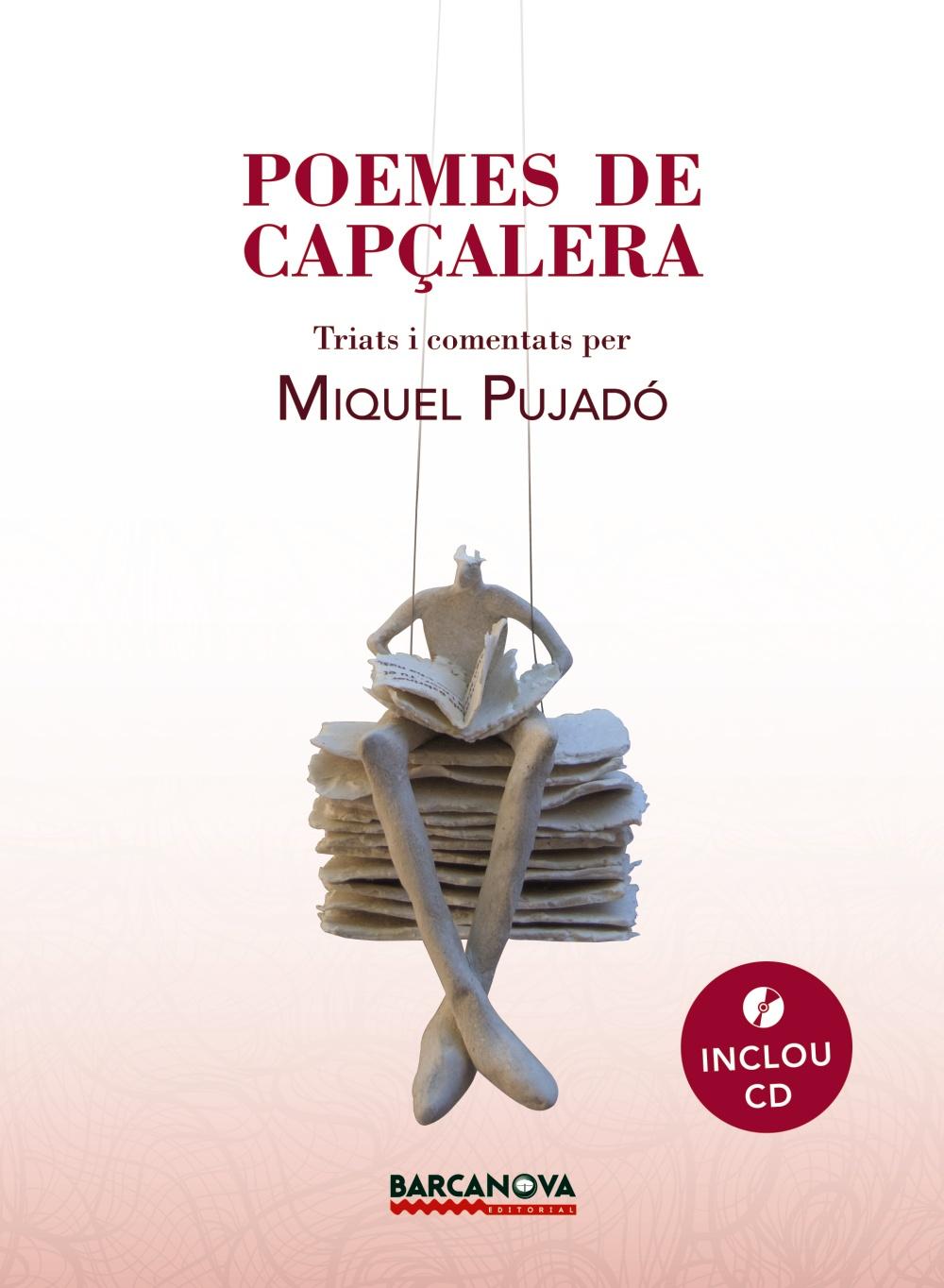 poemes de capçalera (inclou cd)-miquel pujado-9788448939182