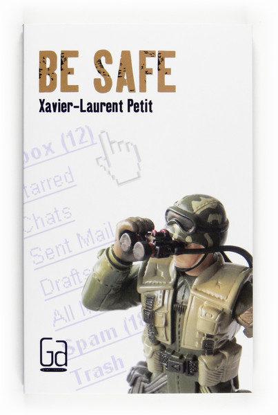 Resultado de imagen de be safe libro