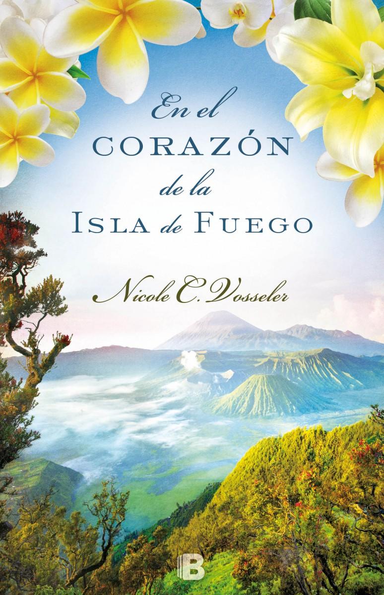 Resultado de imagen de libro en el corazón de la isla de fuego