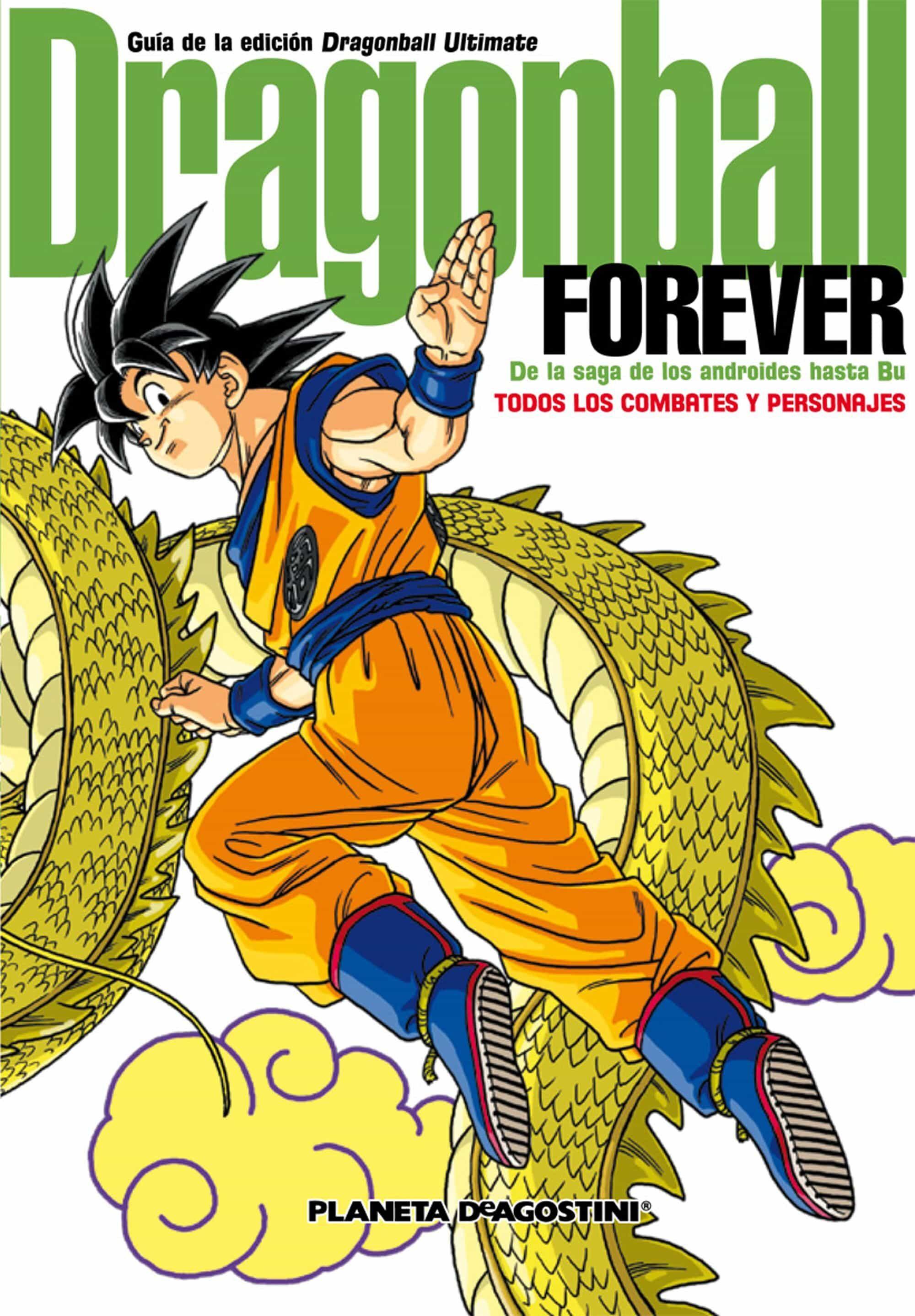 Dragon Ball Forever por Akira Toriyama