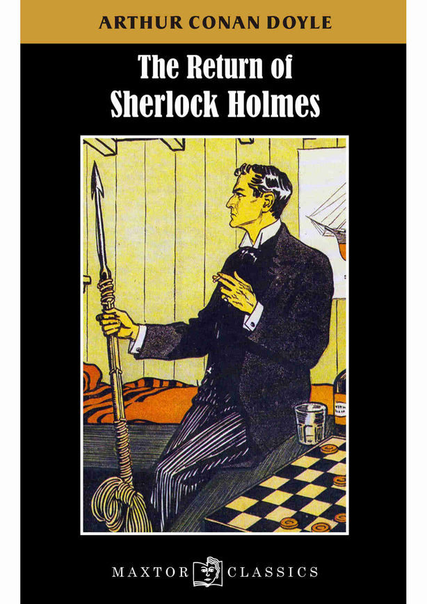 descargar THE RETURN OF SHERLOCK HOLMES pdf, ebook