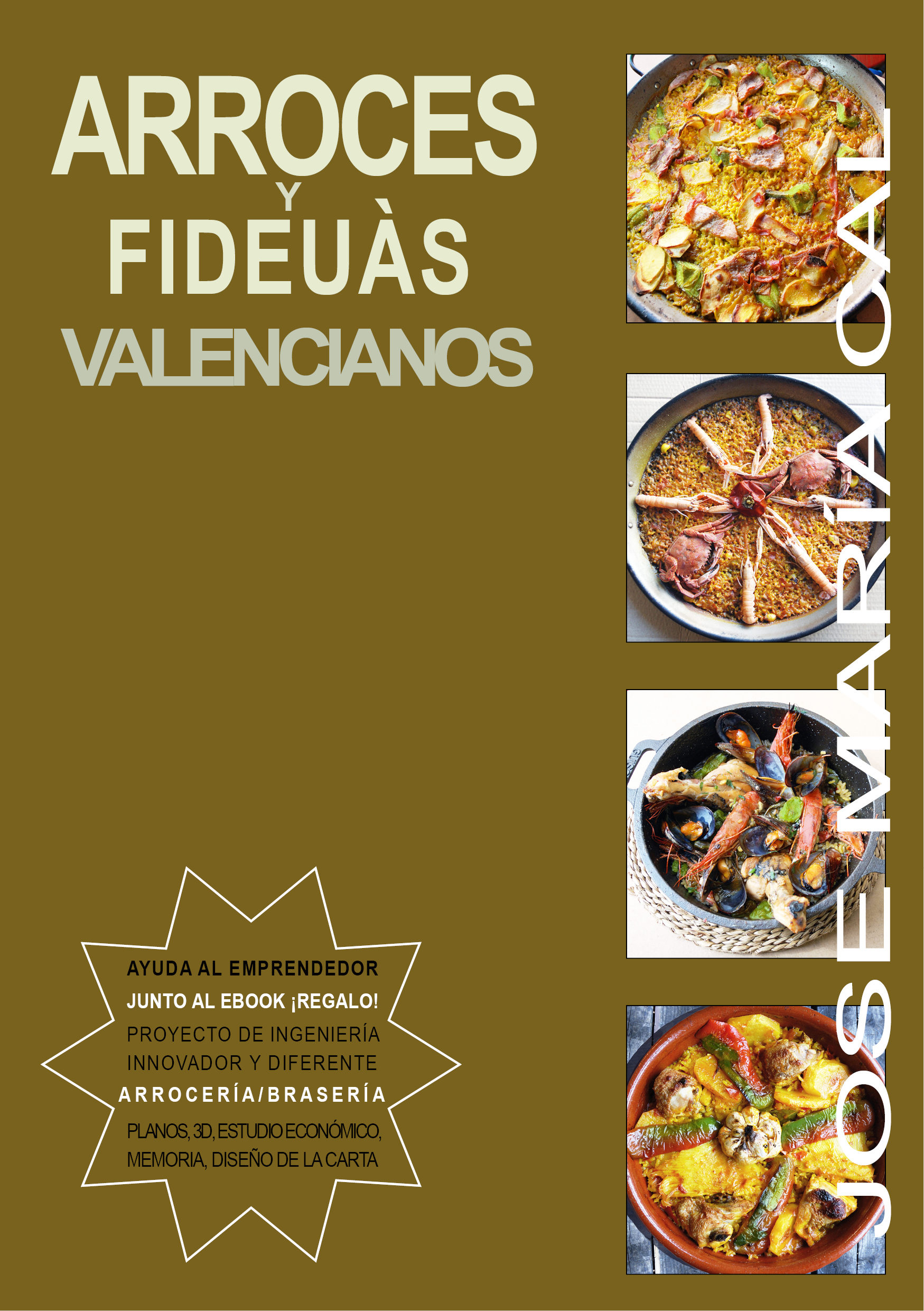 arroces y fideuas valencianos (epub) (ebook)-jose maria cal-9788494060182
