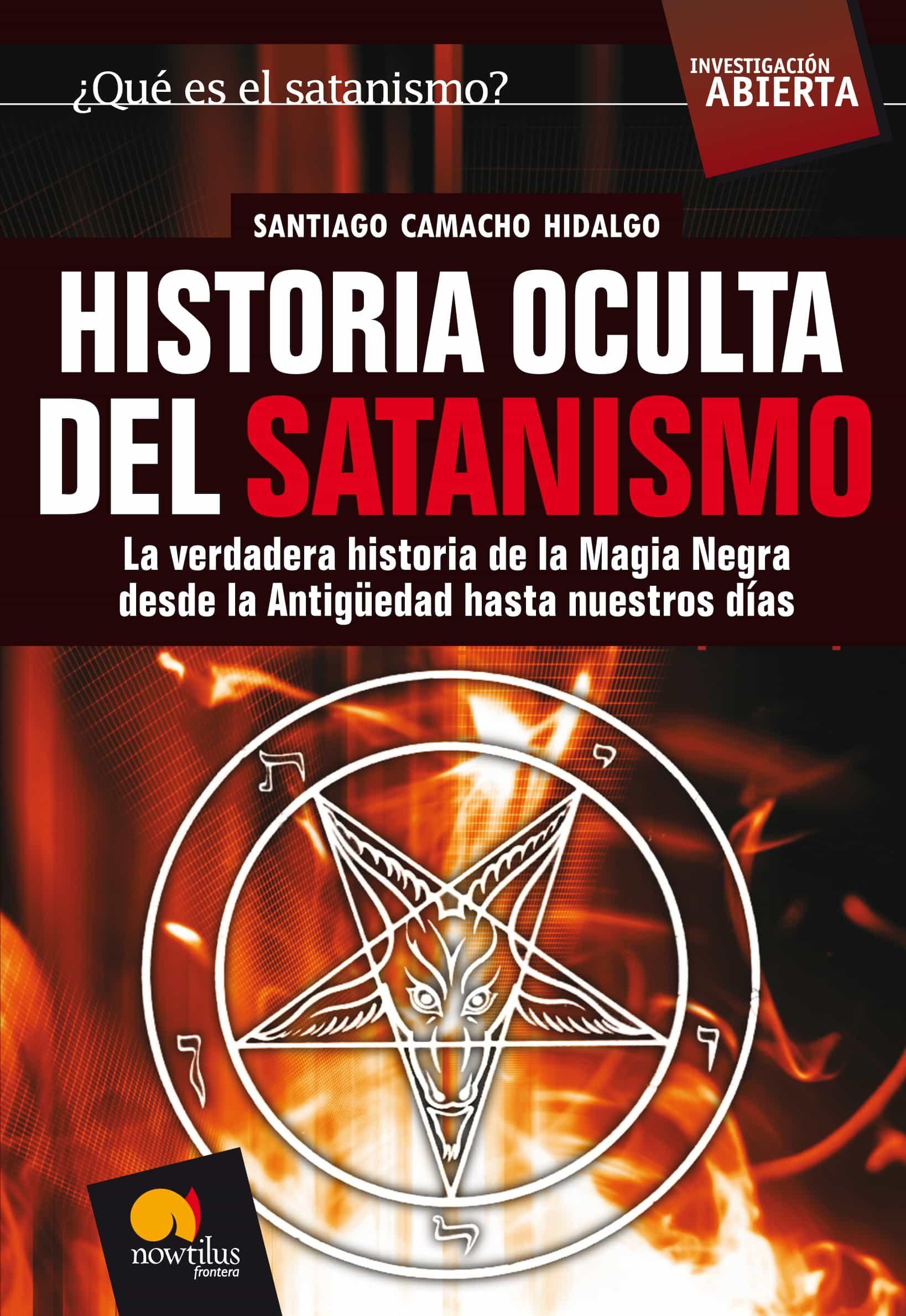 HISTORIA OCULTA DEL SATANISMO EBOOK   SANTIAGO CAMACHO   Descargar ...