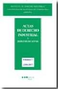 Actas De Derecho Industrial Nº 27 por Vv.aa. epub