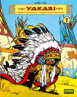 Yakari (vol. 1): Yakari Y Gran Aguila; Yakari Y El Bisonte Blanco por Derib;                                                                                    Job