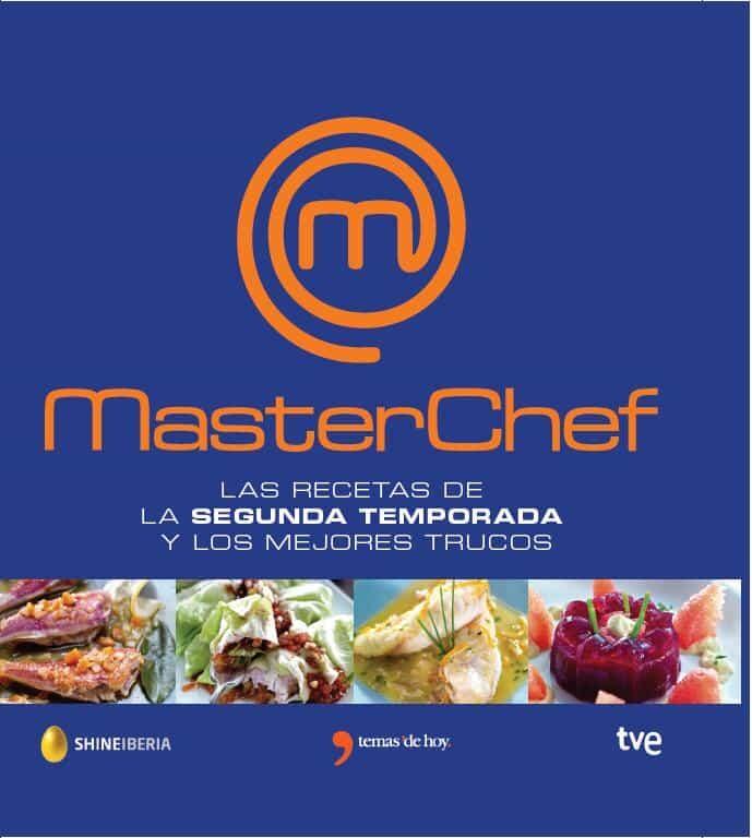 Recetas De Cocina Masterchef | Masterchef Recetas Y Trucos De La Segunda Temporada Vv Aa