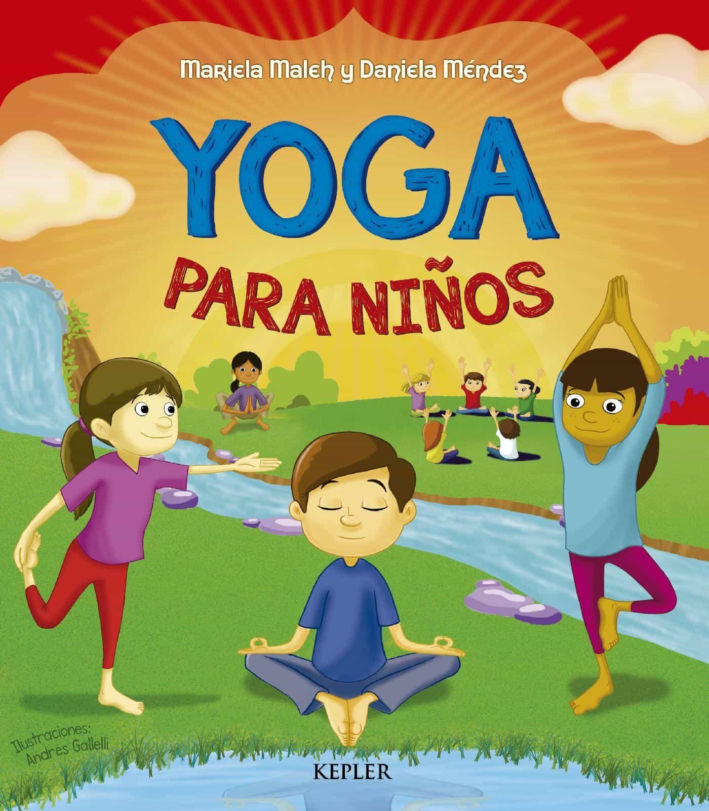 yoga para niños (ebook)-mariela maleh-daniela mendez-9789873881282 8eb856423bc1