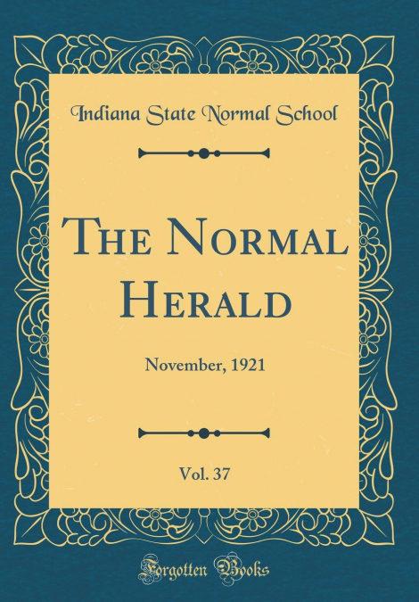 Descargas de libros para kindle gratis «The Normal Herald, Vol. 37»