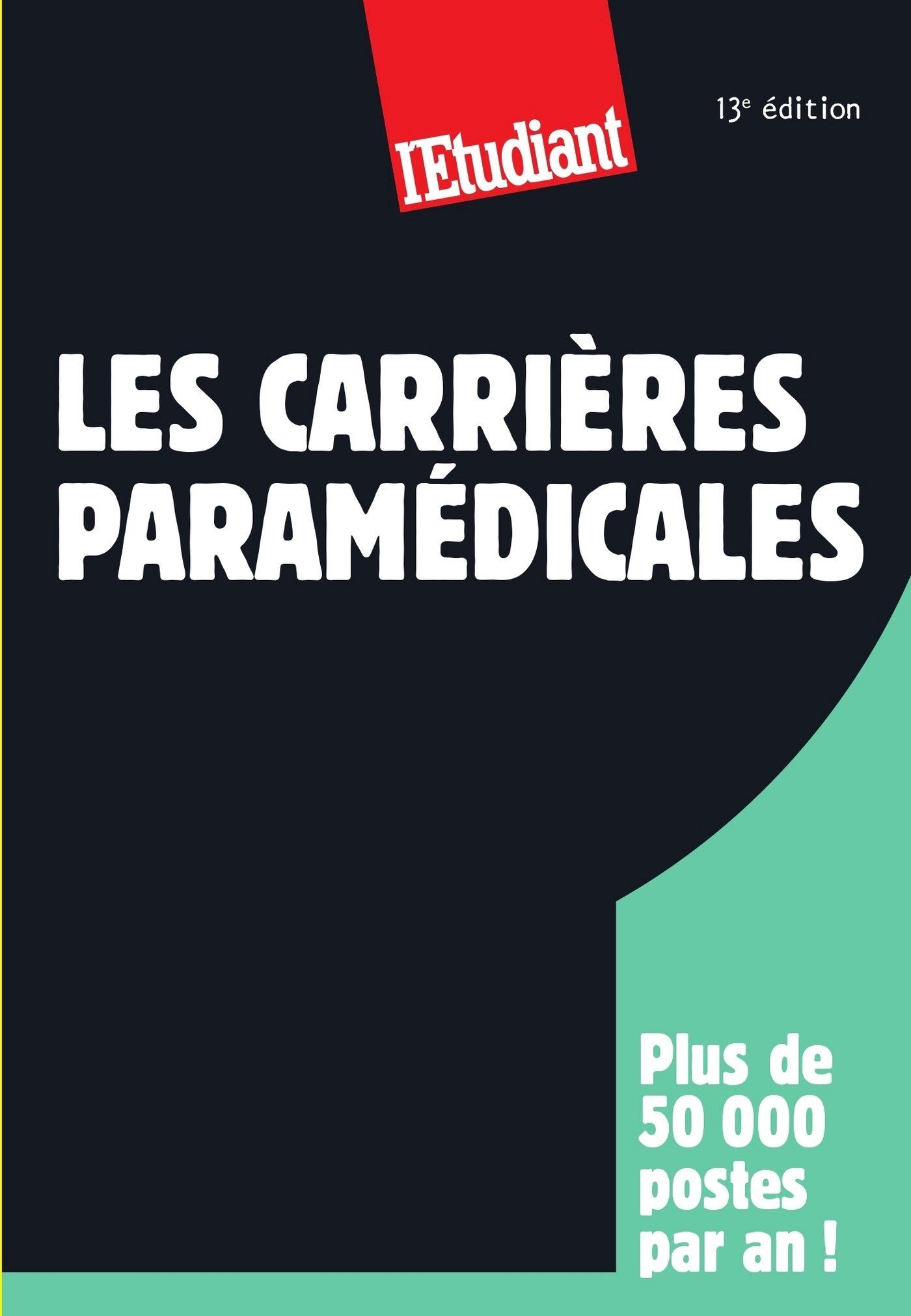les carrières paramédicales (ebook)-elodie raitiere-9782817603292
