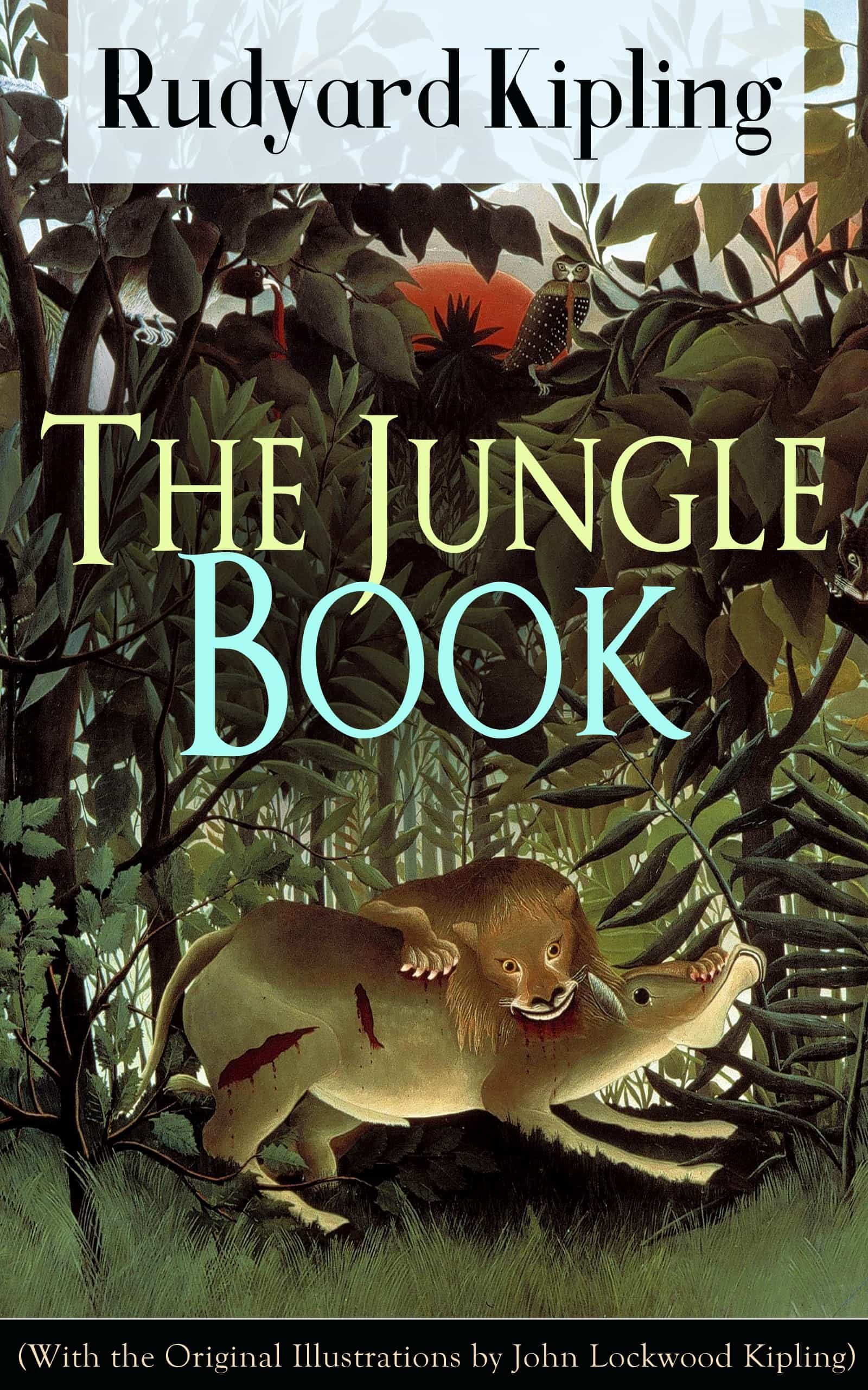 The Jungle Book Pdf
