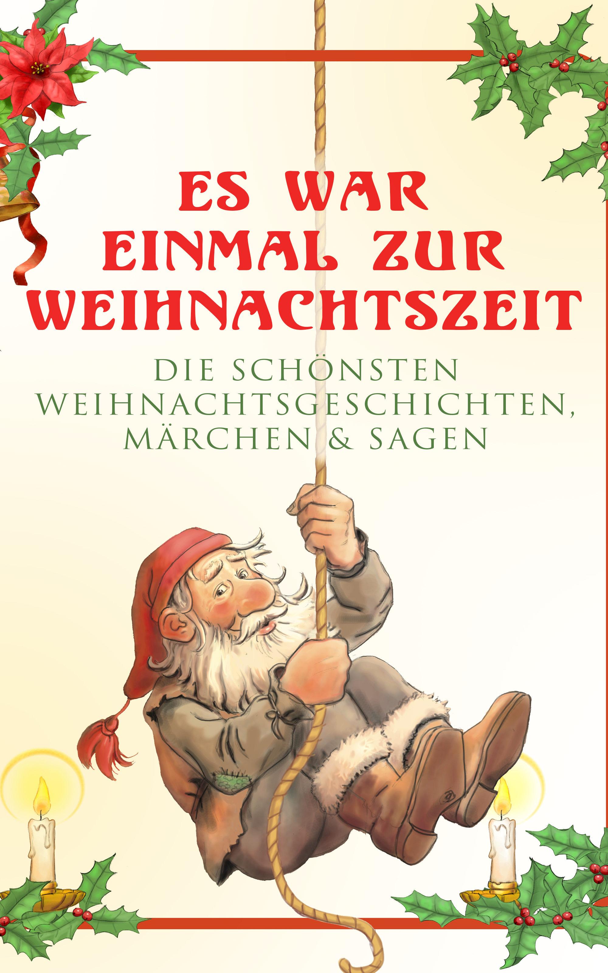 es war einmal zur weihnachtszeit: die schönsten weihnachtsgeschichten, märchen & sagen (ebook)-beatrix potter-walter benjamin-9788026880592