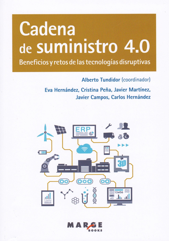 Cadena De Suministro 4.0 por Aa.vv.
