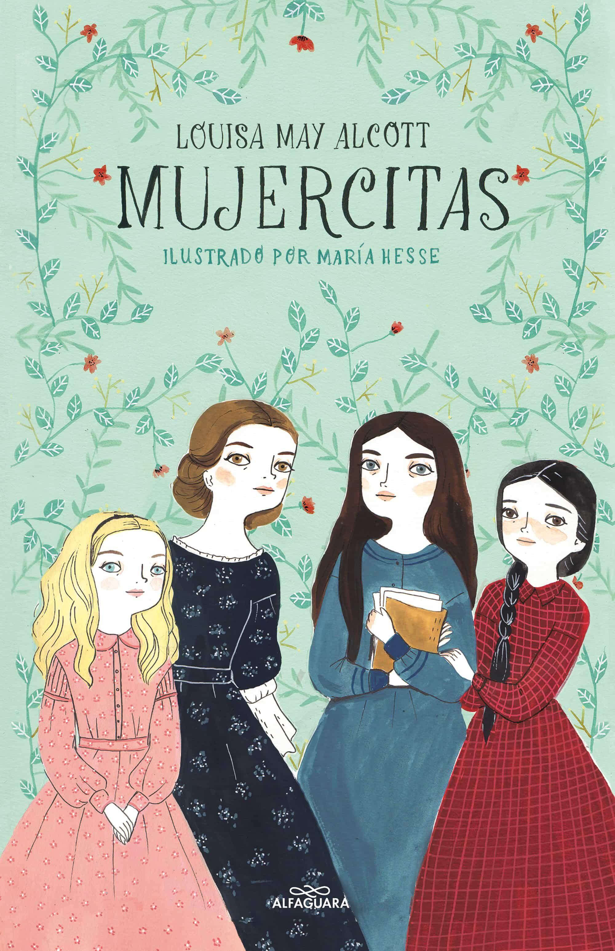 mujercitas-louisa may alcott-9788420433592
