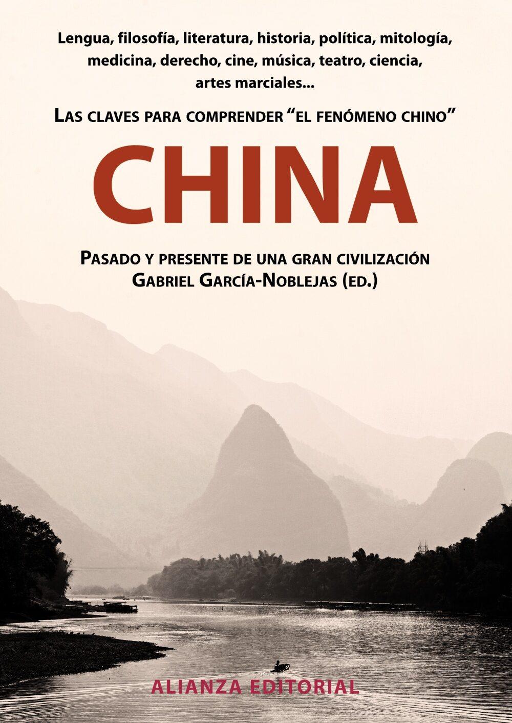 china-gabriel garcia noblejas-9788420608792