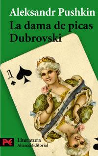 la dama de picas; dubrovski-alexander sergeyevich pushkin-9788420660592