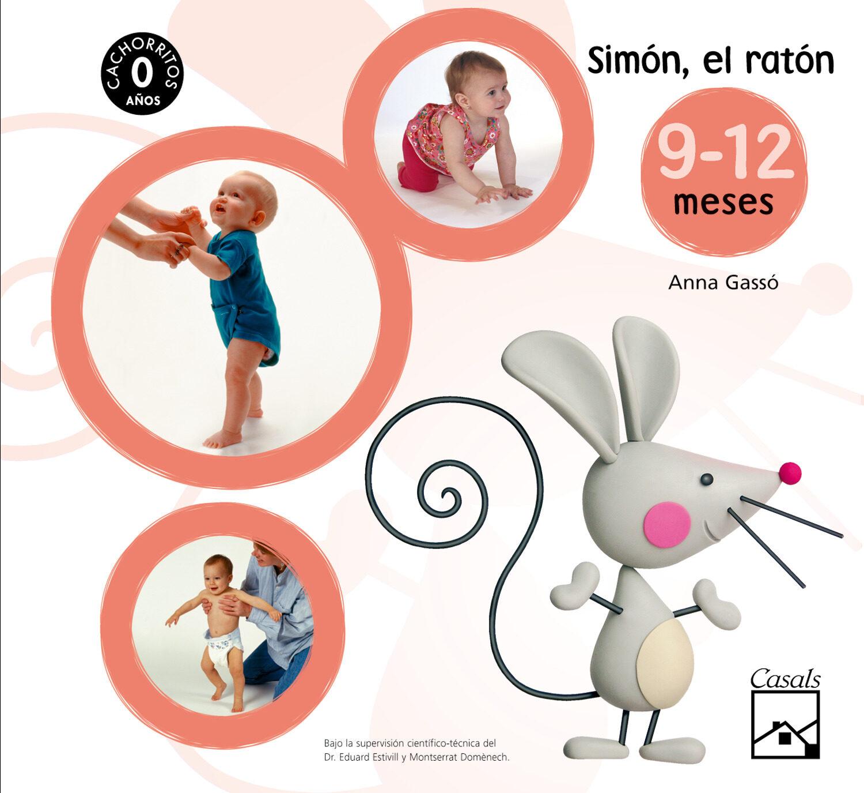 Simón El Ratón, 9-12 Meses por Vv.aa.