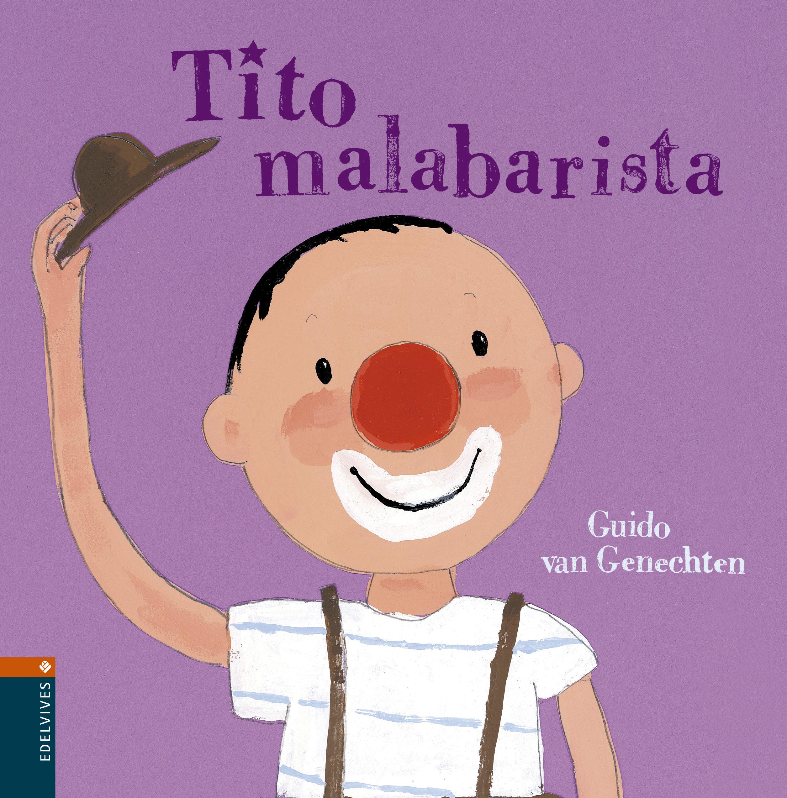 Tito Malabarista por Guido Van Genechten epub