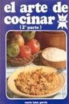 el arte de cocinar (2ª parte)-maria luisa garcia sanchez-9788430062492