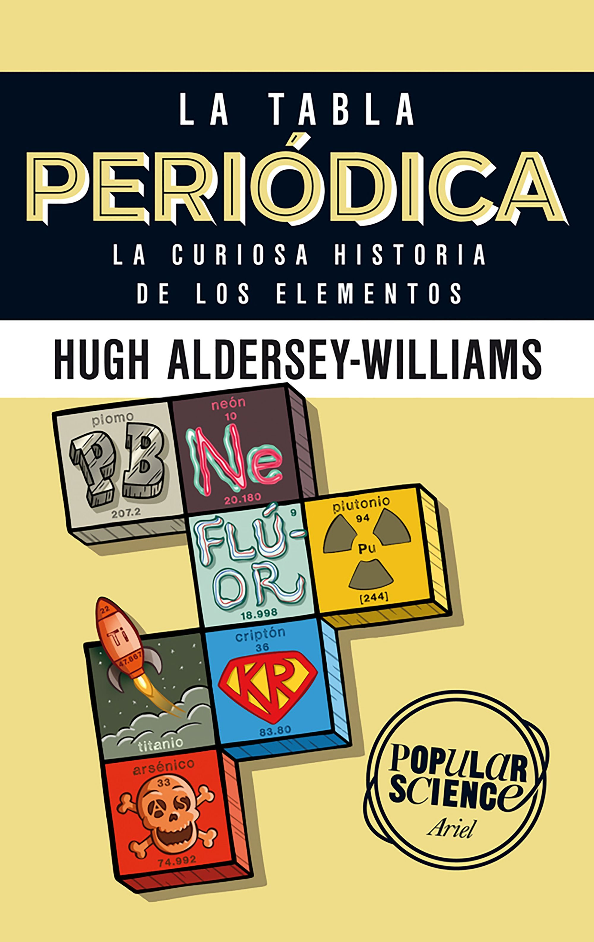 La tabla peridica ebook hugh aldersey williams descargar libro la tabla peridica ebook hugh aldersey williams 9788434406292 urtaz Choice Image