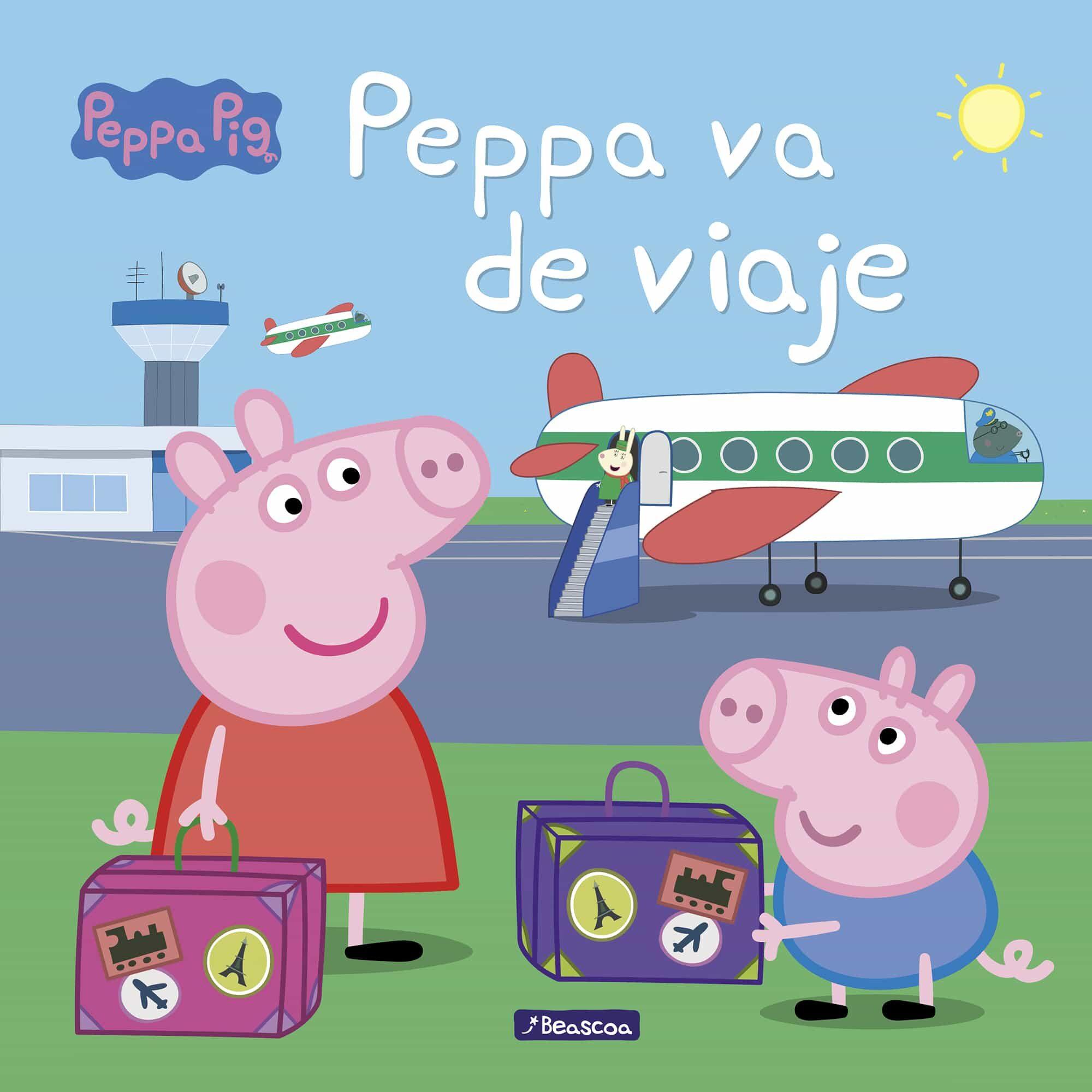 Peppa Va De Viaje (peppa Pig. Primeras Lecturas) por Vv.aa.