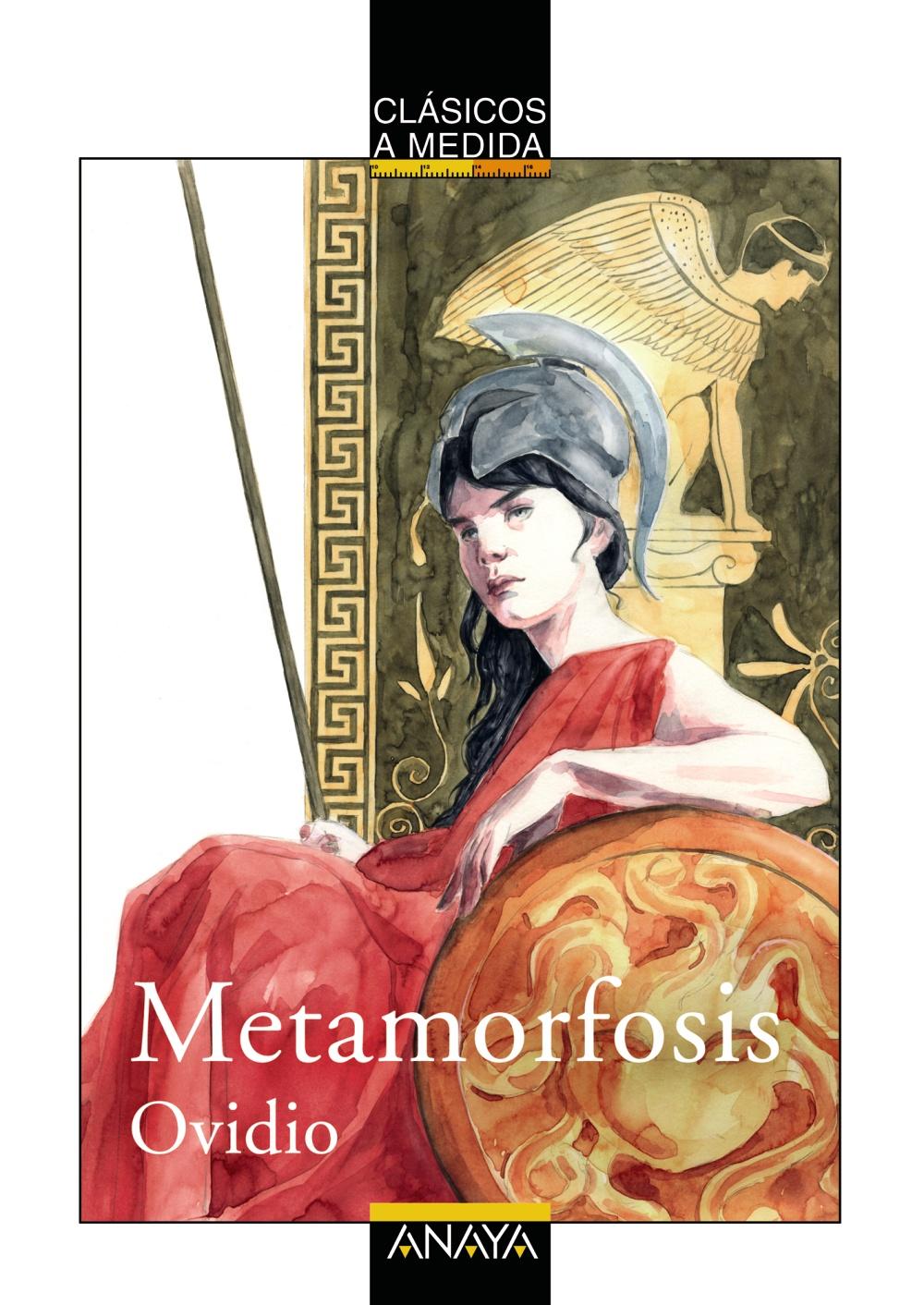 Metamorfosis por Publio Ovidio Nason