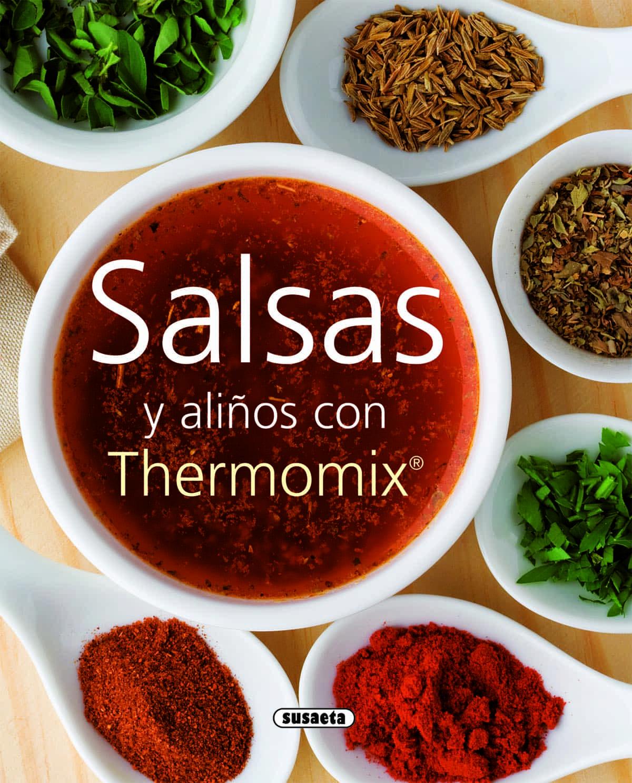 salsas y aliños con thermomix-9788467705492