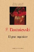 el gran inquisidor-fiodor mijailovich dostoievsky-9788492408092