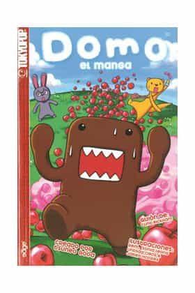 domo. el manga-9788496802292