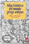 Atlas histórico del mundo griego antiguo (papel)