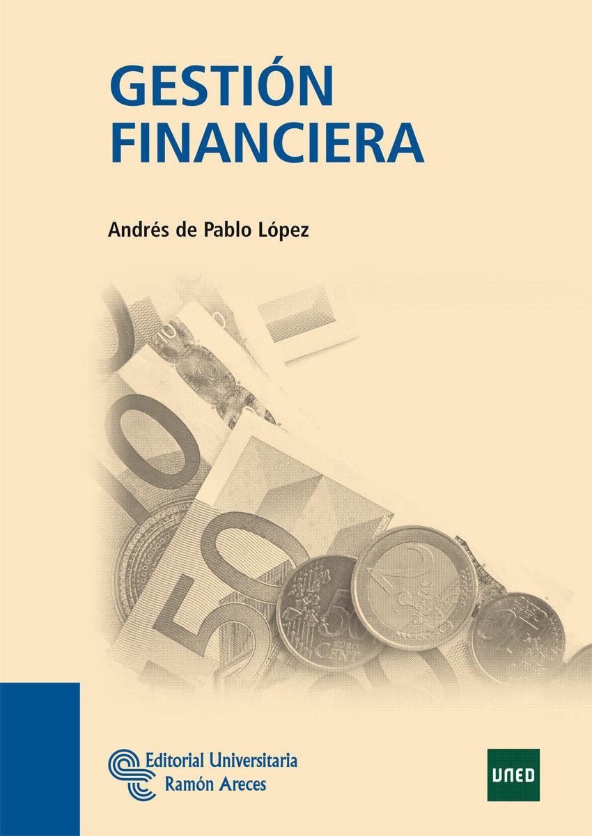 gestion financiera-andres de pablo lopez-9788499610092