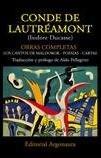 Obras Completas ( Los Cantos De Maldoror, Poesias, Cartas) por Conde De Lautreamont