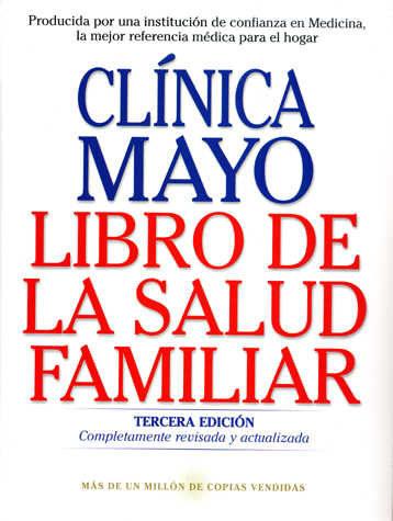 Libro De La Salud Familiar: Guia De La Clinica Mayo por Vv.aa. epub