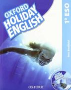 holiday english 1º eso stud pack esp 3ª ed-9780194014502