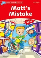 matt s mistake (dolphin readers 2) di taylor 9780194400602