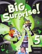 big surprise 5º primaria cb  ed 2013 9780194516402