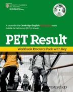 pet result workbook+key & multirom resource pack-9780194817202