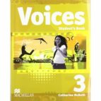voices 3 student s book-9780230033702