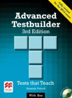 advanced testbuilder 3rd edition student s book pack with key-9780230476202