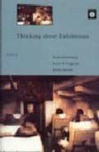 thinking about exhibitions reesa greenberg bruce w. ferguson sandy nairne 9780415115902