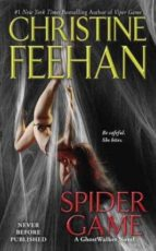 spider game christine feehan 9780515156102
