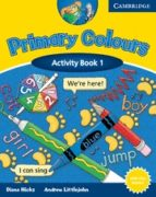 primary colours. activity book 1-andrew littlejohn-diana hicks-9780521667302