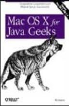 mac os x for java geeks-will iverson-9780596004002