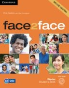 face2face starter student s book + dvd rom (2nd ed.)-chris redston-gillie cunningham-9781107654402