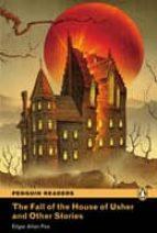 penguin readers level 3 fall of the house of usher and other stories (libro + cd)-edgar allan poe-9781405879002