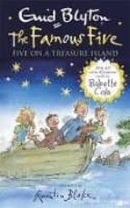 famous five: five on a treasure island: book 1 full colour illustrated edition enid blyton 9781444928402