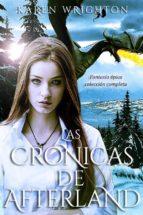 las crónicas de afterland (ebook)-9781547511402